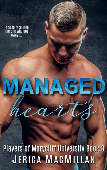 Managed Hearts - Players of Marycliff University #3 - cover