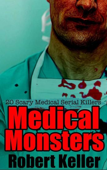 Medical Monsters - cover