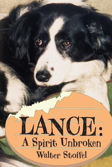 Lance: A Spirit Unbroken - cover