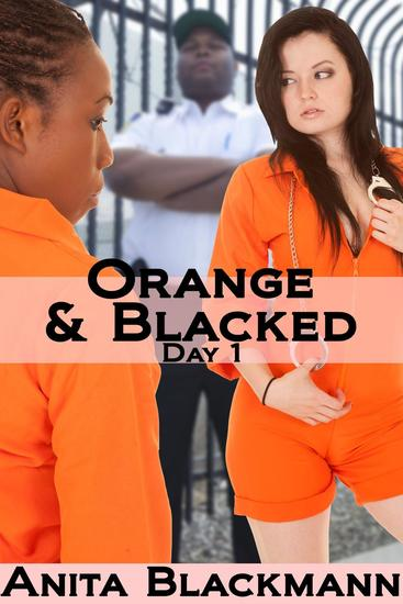 Orange & Blacked: Day 1 - Orange & Blacked #1 - cover
