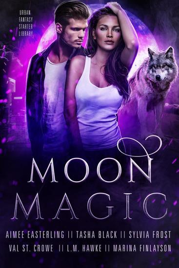 Moon Magic - cover