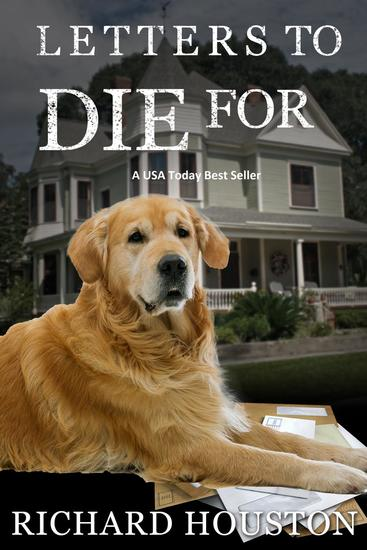 Letters To Die For - Books To Die For #4 - cover