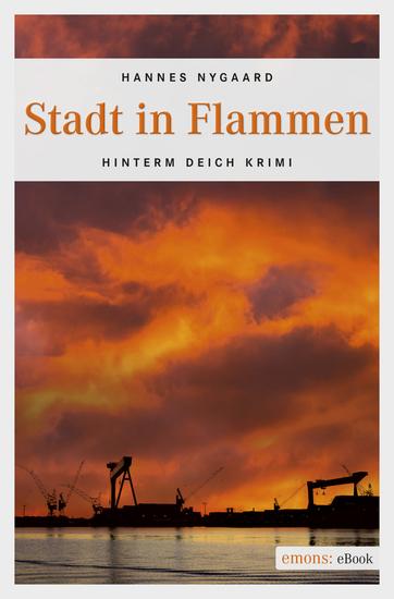 Stadt in Flammen - cover