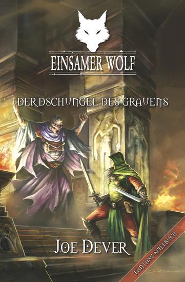 Einsamer Wolf 08 - Der Dschungel des Grauen - cover