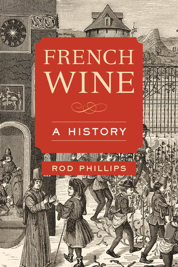 French Wine - A History - cover