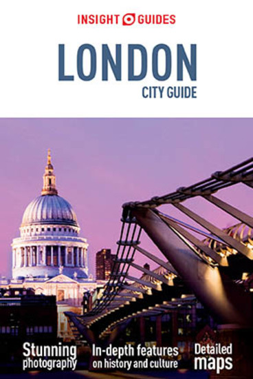 Insight Guides City Guide London (Travel Guide eBook) - cover