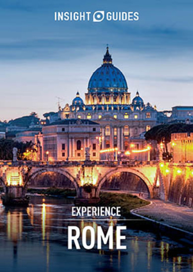 Insight Guides Experience Rome (Travel Guide eBook) - cover