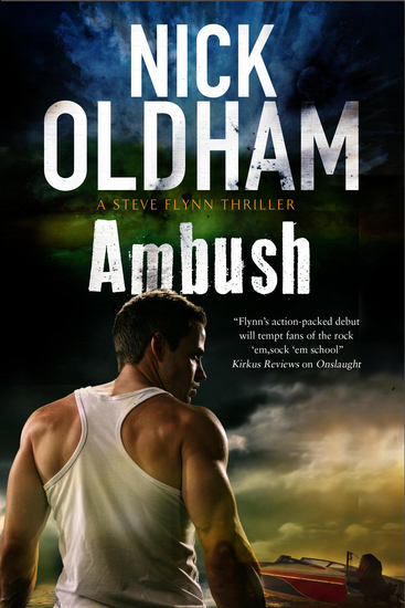 Ambush - A thriller set on Ibiza - cover
