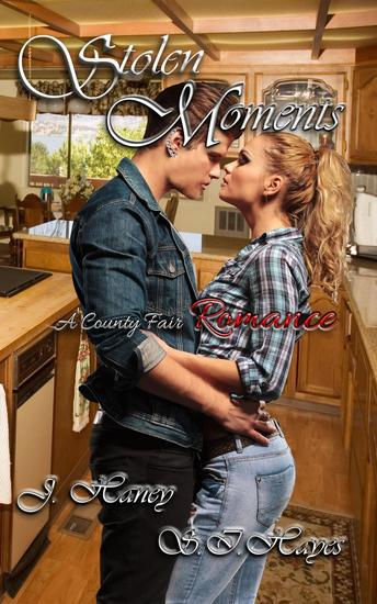 Stolen Moments - A County Fair Romance #1 - cover