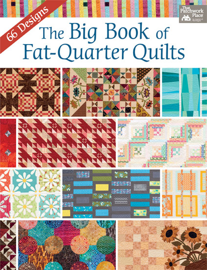 Big Book of Fat-Quarter Quilts - cover