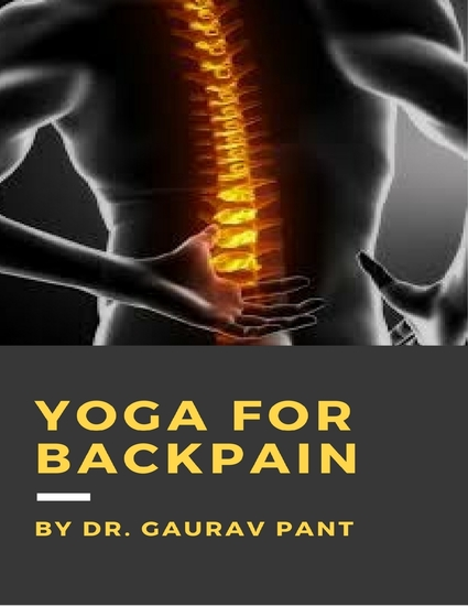 Yoga for Backpain - cover