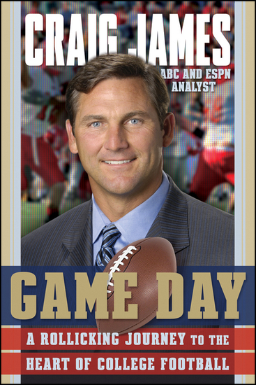 Game Day - A Rollicking Journey to the Heart of College Football - cover