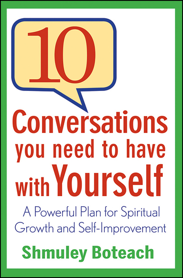 10 Conversations You Need to Have with Yourself - A Powerful Plan for Spiritual Growth and Self-Improvement - cover