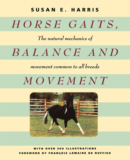 Horse Gaits Balance and Movement - cover