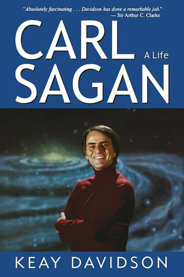 Carl Sagan - A Life - cover