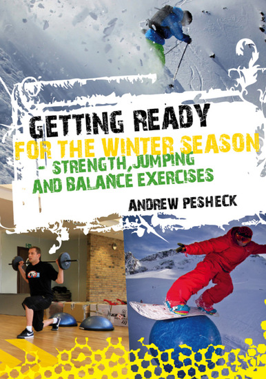 Getting ready for the winter season - Strength jumping and balance exercises - cover