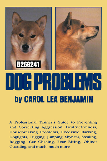 Dog Problems - cover