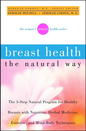 Breast Health the Natural Way - cover