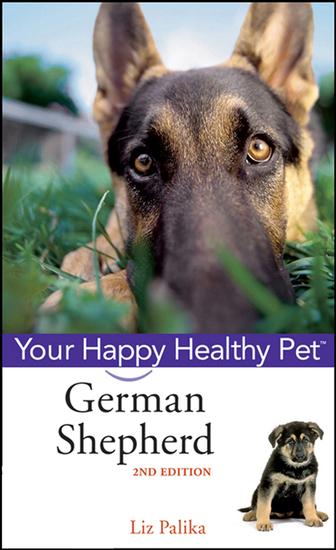 German Shepherd Dog - Your Happy Healthy Pet - cover