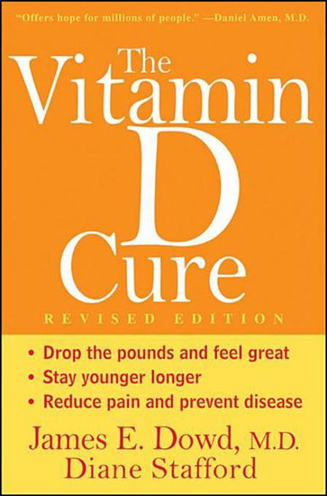 The Vitamin D Cure Revised - cover