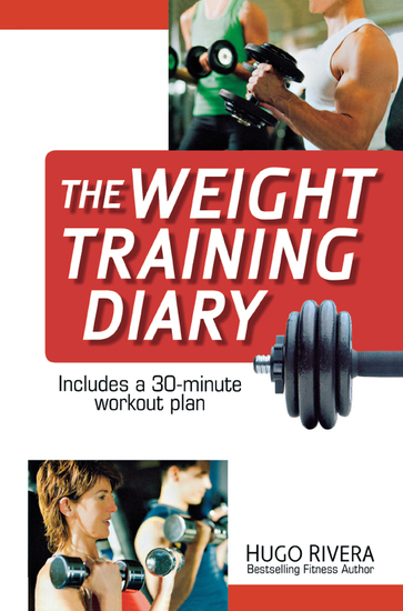 The Weight Training Diary - cover