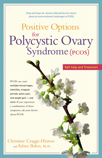 Positive Options for Polycystic Ovary Syndrome (PCOS) - Self-Help and Treatment - cover