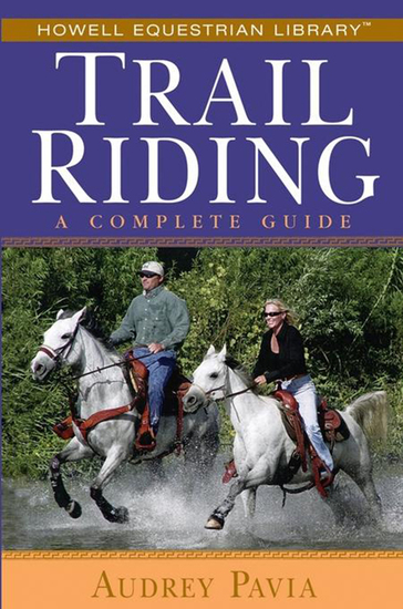 Trail Riding - A Complete Guide - cover