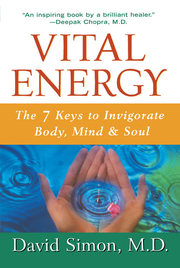 Vital Energy - The 7 Keys to Invigorate Body Mind and Soul - cover