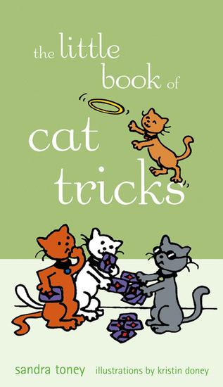 The Little Book of Cat Tricks - cover