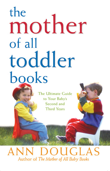 The Mother of All Toddler Books - cover