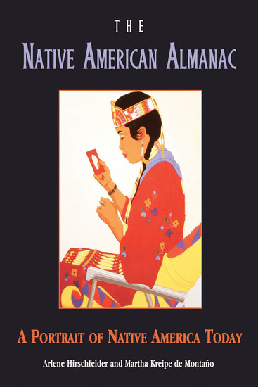 The Native American Almanac: A Portrait of Native America Today - cover