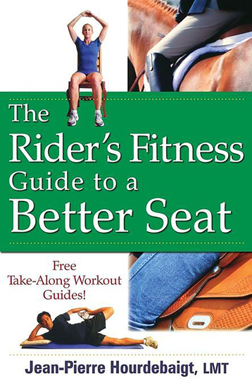 The Rider's Fitness Guide to a Better Seat - cover
