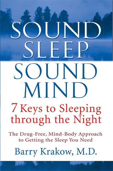 Sound Sleep Sound Mind - 7 Keys to Sleeping through the Night - cover
