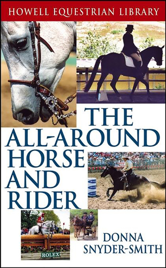 The All-Around Horse and Rider - cover