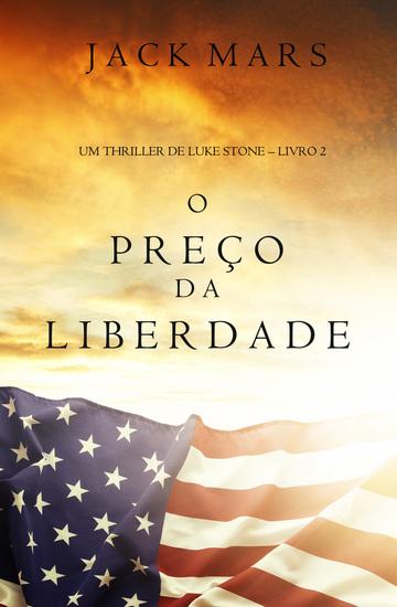 O Preço da Liberdade (Um Thriller de Luke Stone – Livro #2) - cover
