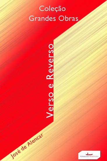 Verso e reverso - cover