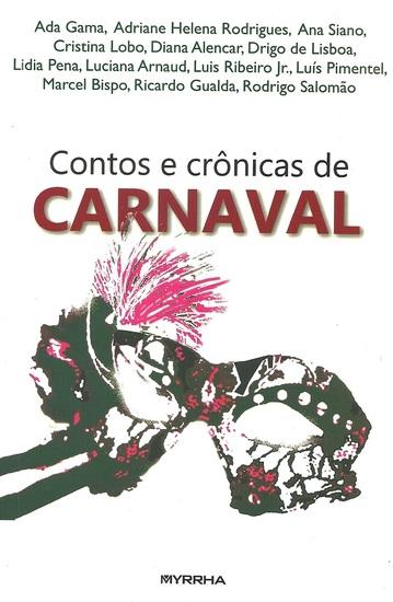 Contos e crônicas de Carnaval - cover
