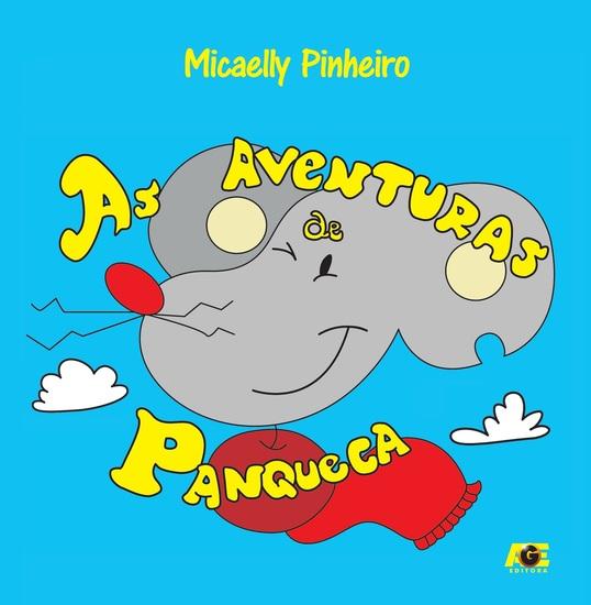As aventuras de Panqueca - cover