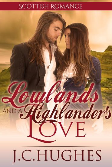 Lowlands and a Highlander's Love - Scottish Romance - cover