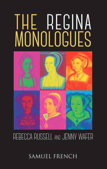 The Regina Monologues - cover