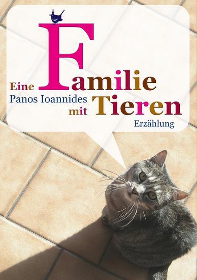 Eine Familie mit Tieren - Erzählung - cover
