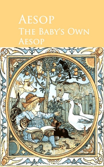 The Baby's Own Aesop - cover