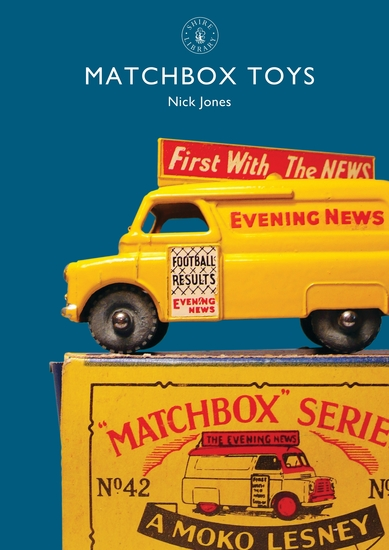 Matchbox Toys - cover