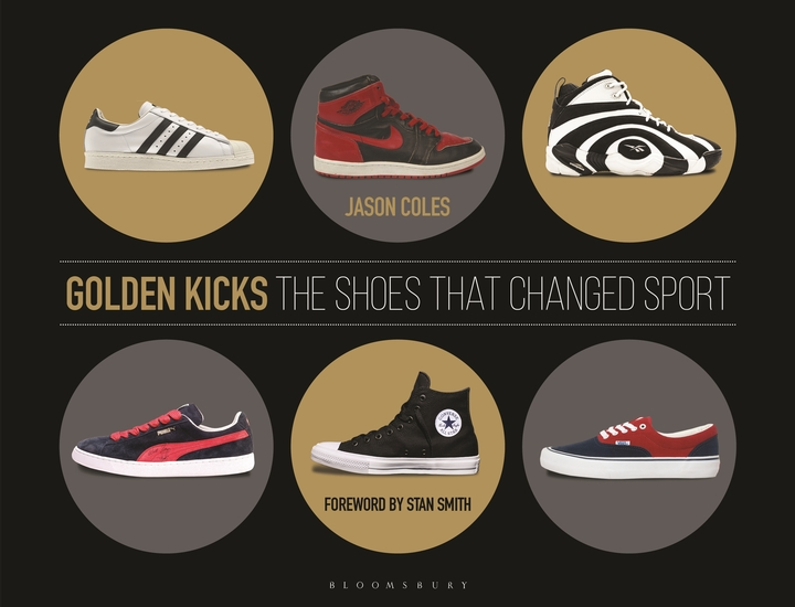 Golden Kicks - The Shoes that Changed Sport - cover