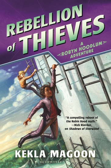 Rebellion of Thieves - cover