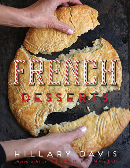 French Desserts - cover