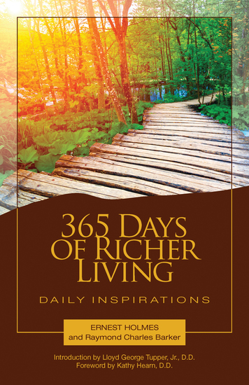 365 Days of Richer Living - Daily Inspirations - cover