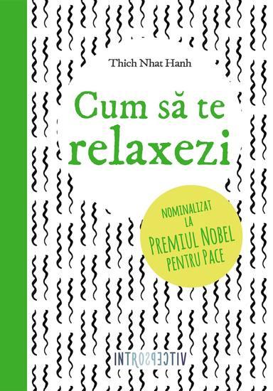 Cum să te relaxezi - cover