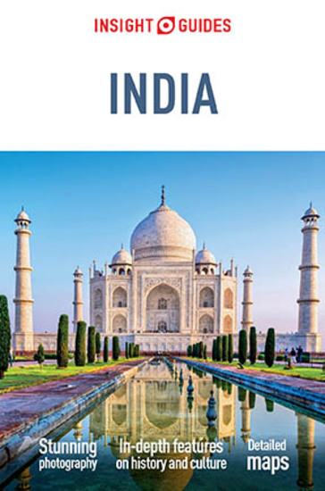 Insight Guides India (Travel Guide eBook) - cover