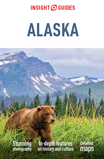 Insight Guides Alaska (Travel Guide eBook) - cover